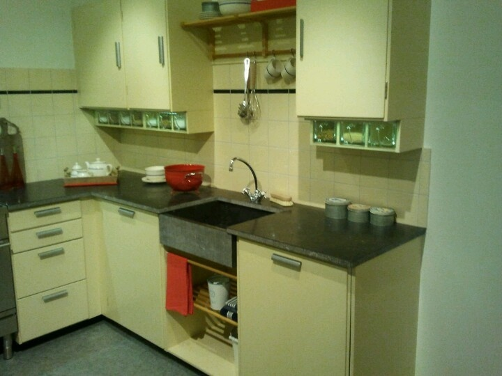 Blauwe Keuken Bruynzeel : Keuken Tweedehands : Piet zwart keuken Piet Zwart keukens Pinterest