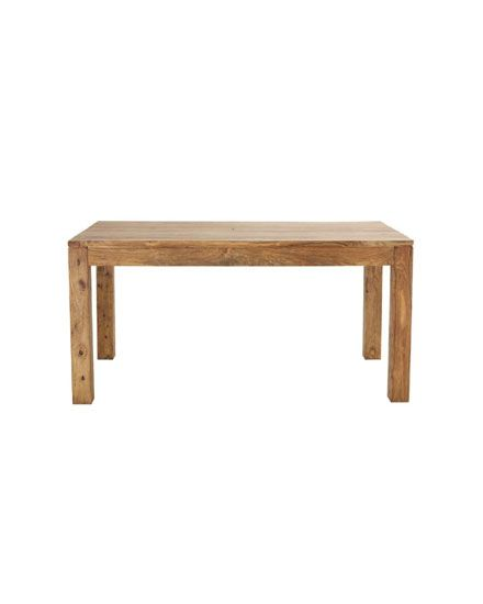 Pinterest ~ Table Bois Rectangulaire