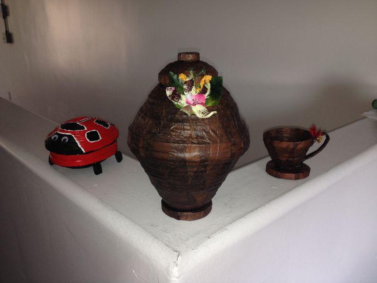 Pin by celia mora on ideas para el hogar pinterest - Manualidades decorativas para el hogar ...