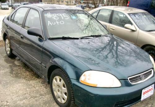 Cheap fixer upper car for sale autos post for Used honda civic for sale under 5000