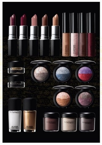 Cosmetics Antiquities Collection | M.A.C Cosmetics obsession ...
