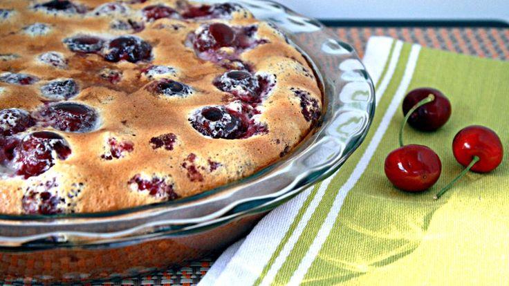 Cherry Clafoutis | Recipe