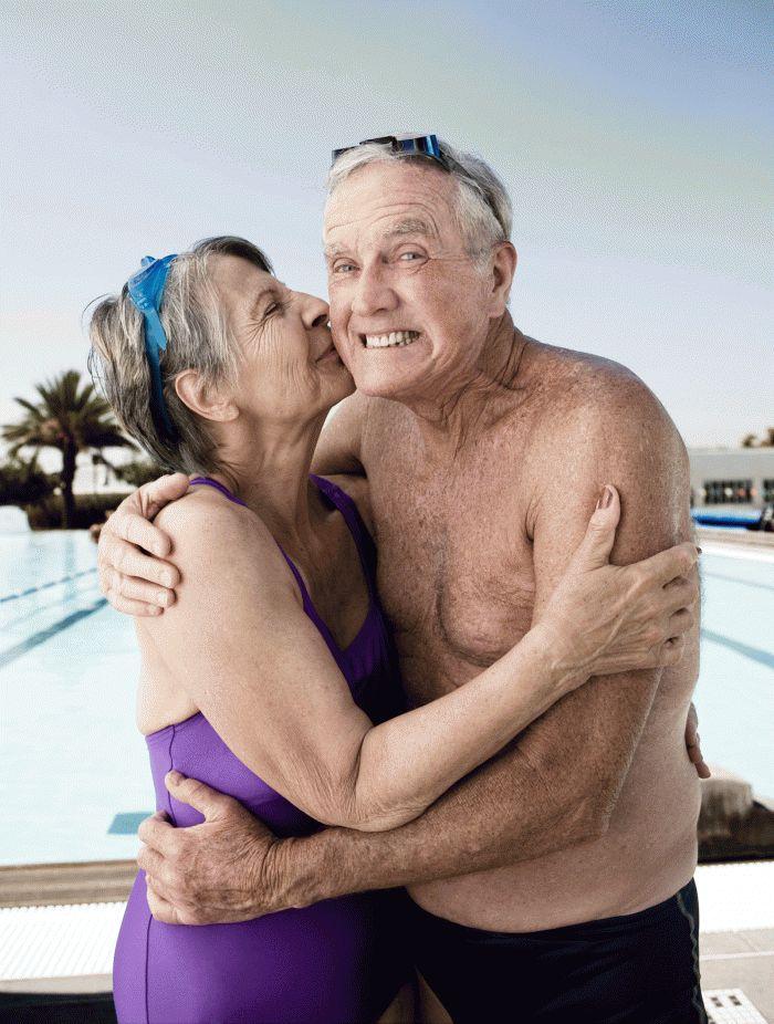 Порно когда пожилой муж трахается с молодой любовницей 94