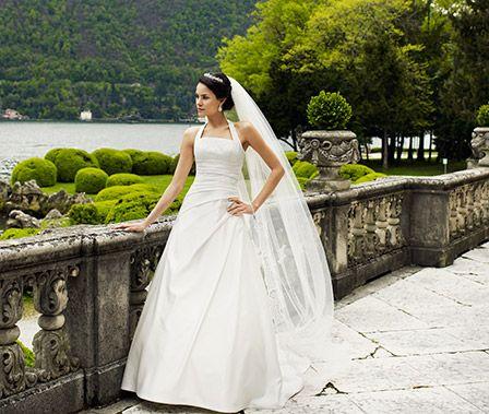 Brautkleid Lilly  Hochzeit  Pinterest