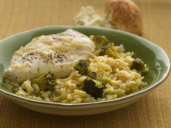 Chicken Broccoli and Rice food | Edibles | Pinterest