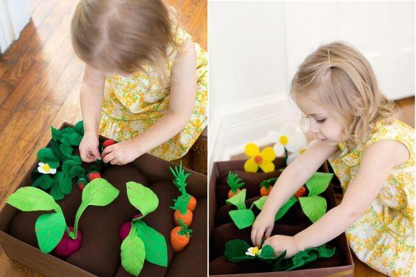 Игрушки в дет сад своими руками