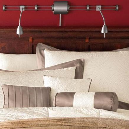 Over-bed Reading Light from sears | Lighting ideas | Pinterest