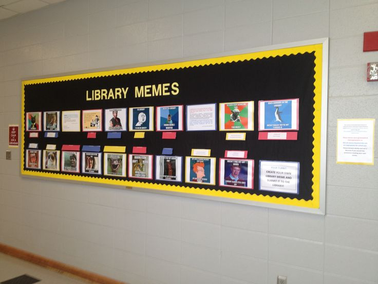 Elementary School Library Decorating Ideas