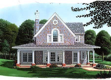 East coast shingle style house plans - House design plans