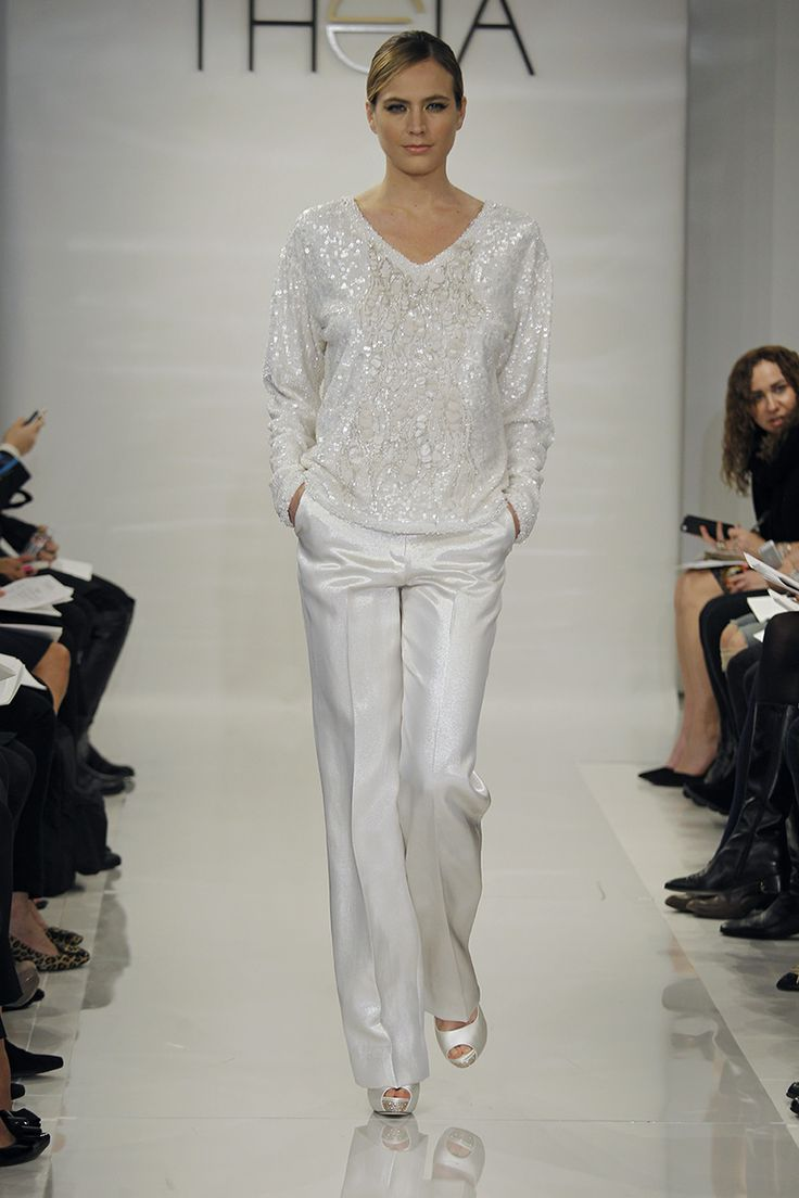 Bridal Pant Suits I Like Pinterest