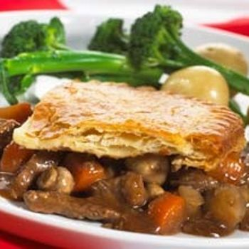 Hairy Bikers' steak and ale pie | Pot Pies Recipes | Pinterest