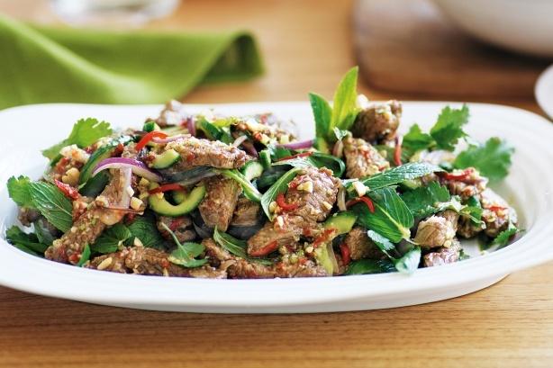 Thai beef salad | Recipes & Food We Love | Pinterest