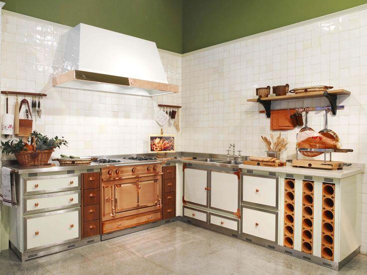 copper kitchen la cornue appliances pinterest
