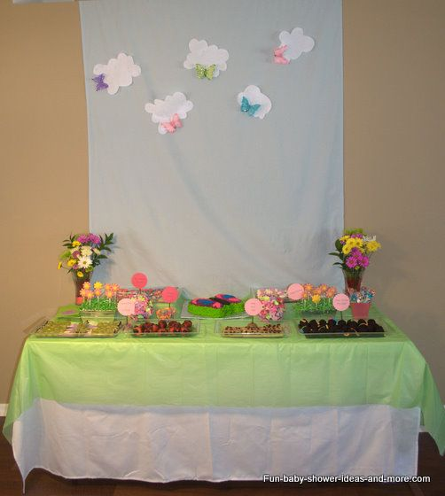 fun baby shower ideas and