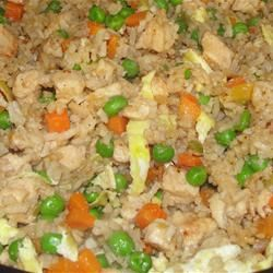 Chinese Chicken Fried Rice II ~ Allrecipes.com