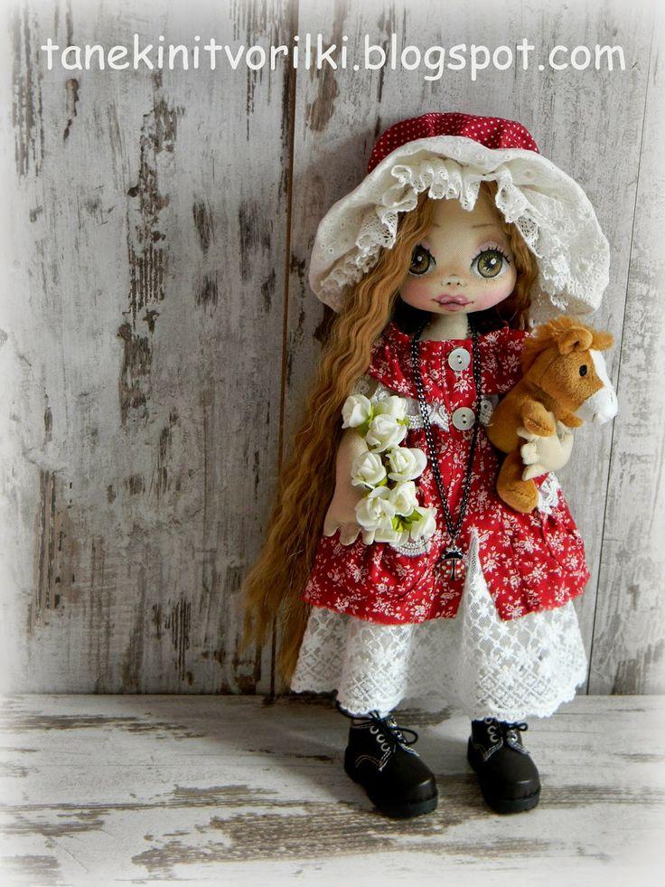 МОИ МЕГА-РАДОСТИ: Девочка в вишневом платьице ....
