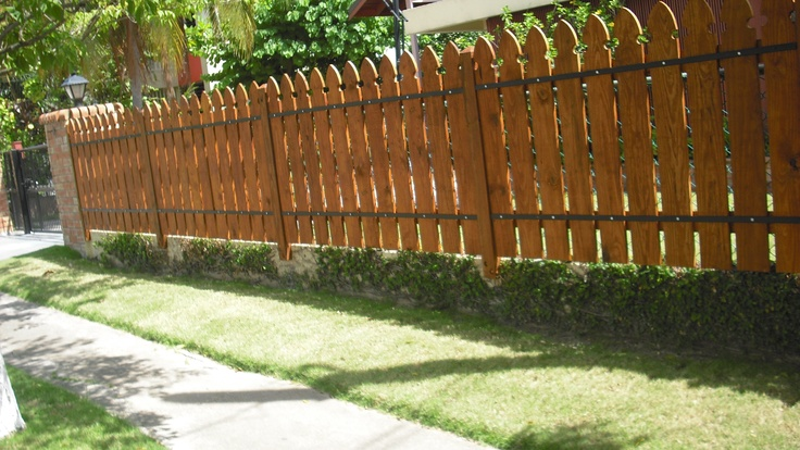 perimeter fence outdoor projects pinterest