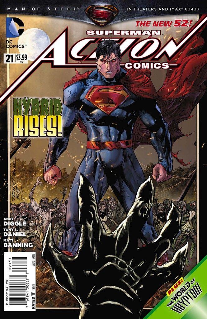 new 52 action comics - photo #2
