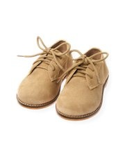 suede oxford shoe for boys dress shoes