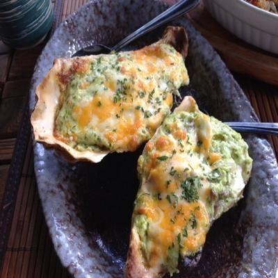Baked oysters | Foodgasm/Food Porn? | Pinterest