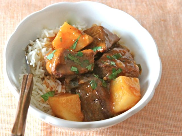 How to make: Latin-style beef stew (carne guisada) | Food Lust ...