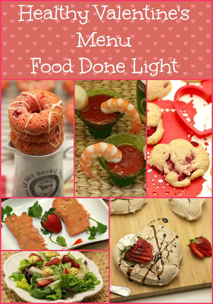 cooking light valentine's day recipes
