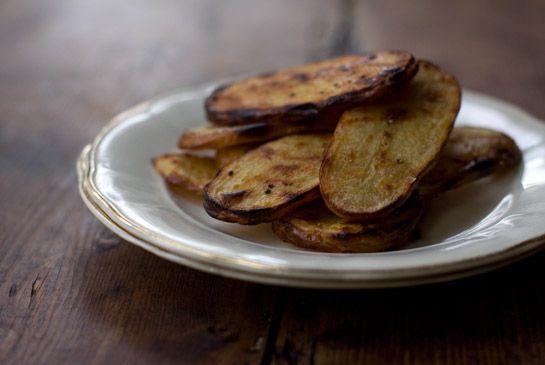 Grilled Salt & Vinegar Potatoes | Recipe
