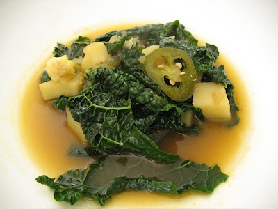 ... dinosaur kale with baby potatoes recipes dishmaps dinosaur kale with