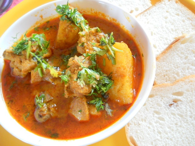 Indian Chicken Curry | Indian & Goan Cuisine | Pinterest