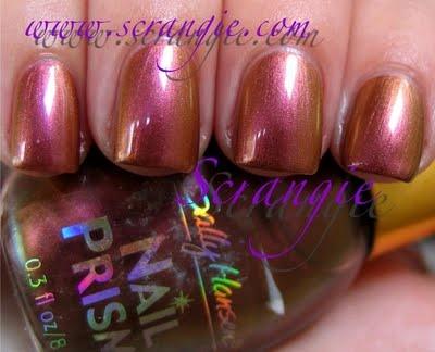 Sally Hansen Nail Prisms 22 Bronze Coral