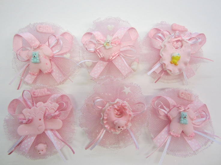 baby shower girl corsage pin on by onlinebabyshower baby