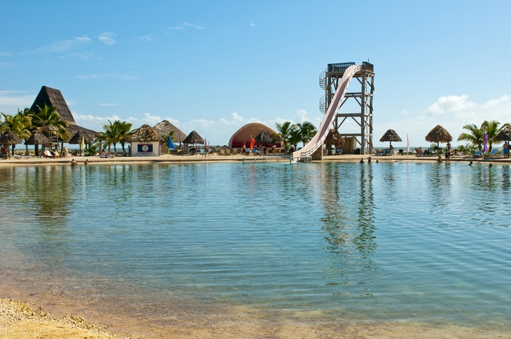 Belize City Cruise Port Beaches