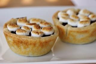 Cookie Jar Treats: Mini S'mores Pie | Favorite Recipes | Pinterest