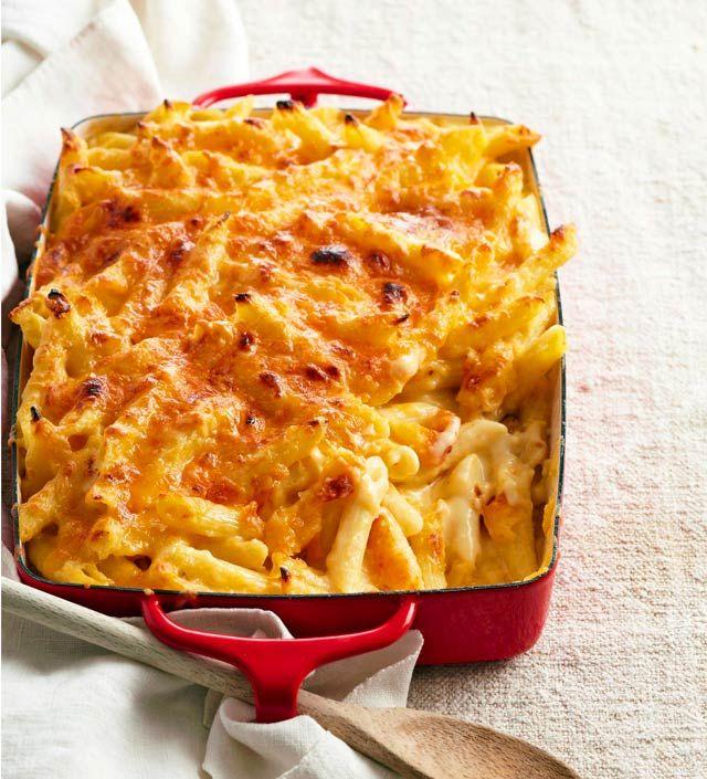 three cheese baked mac emeril s three cheese baked macaroni recipes ...