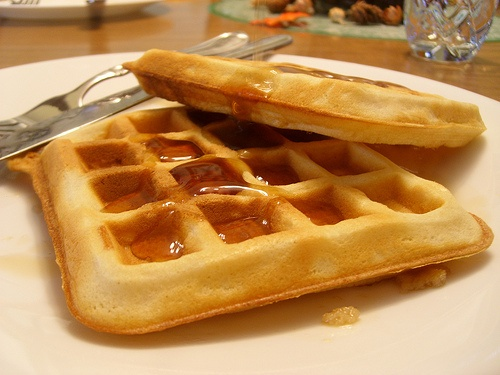 light and crispy waffles! | Ooohh Yeahh | Pinterest