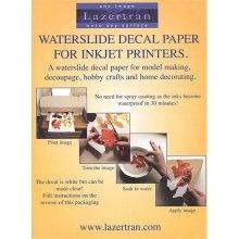 lazertran inkjet transfer paper