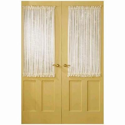 Sheer Curtains For Door Windows Dream House Pinterest
