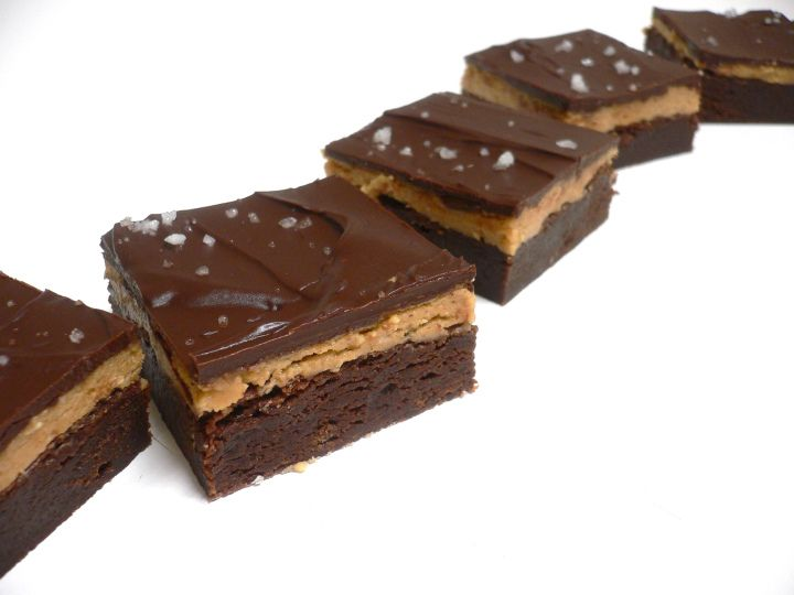 Fudgy Brownie Peanut Butter Recipes — Dishmaps