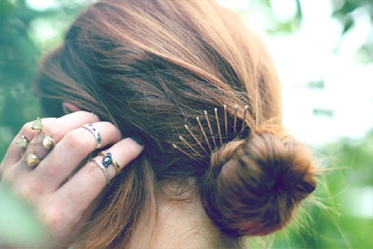 Top 10 Unique and Easy Hairstyles Using Only Bobby Pins – Top