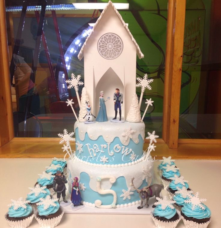 Frozen Cake Decorations Asda : Pin Asda Princess Cake Cake on Pinterest