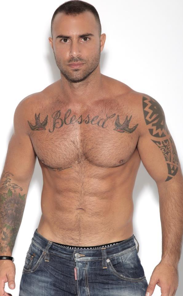 image Male on male gay sex group bondage tag