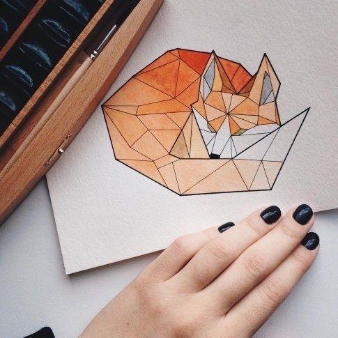 Рисунки совы для срисовки маленькие