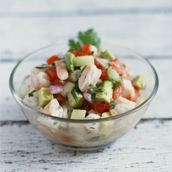 Shrimp Ceviche - Mom's Mouthwatering Meals