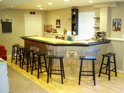 garage bar ideas | Garage Bar Ideas | Design | Pinterest