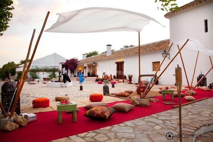 Decoracion Bodas Al Aire Libre ~ Foto de D pleis  www bodas net organizacion bodas d pleis e11292