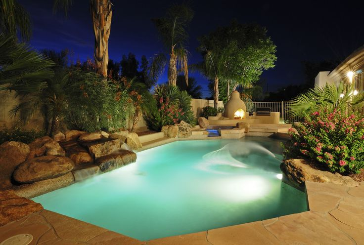 Pin by joe linda szabo re max fine properties on for Garden pool in arizona