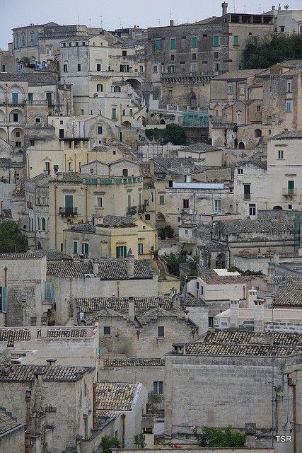 Matera-Sassi, Basilicata, Italy | Italy ~ Matera | Pinterest