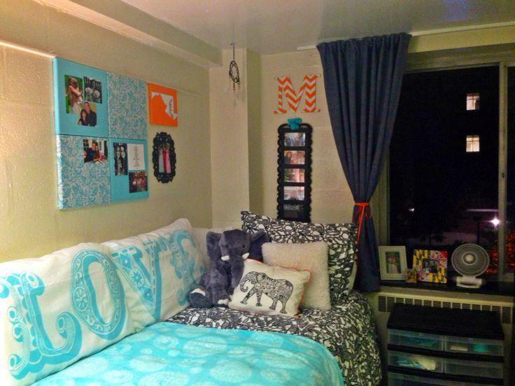 Penn State Freshman Dorm Room