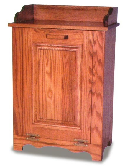 Amish crafted tilt out trash bin 4 reals pinterest - Amish tilt out trash bin ...
