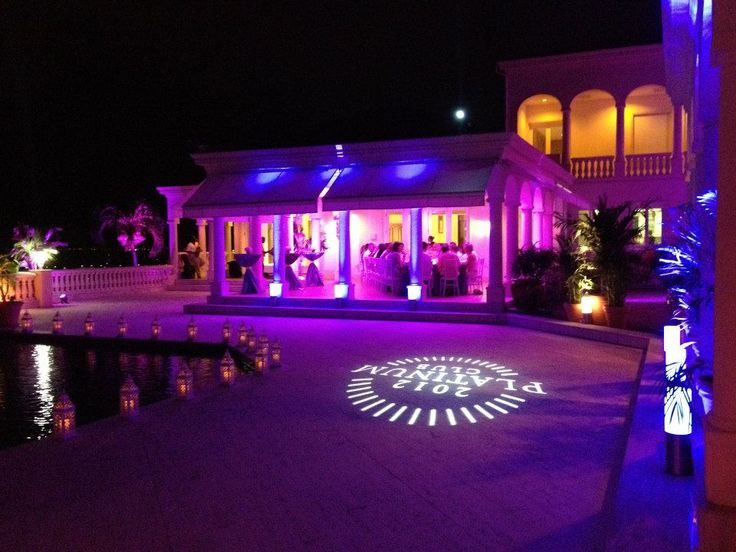 Exciting Lighting Artemia Event Planners Pinterest